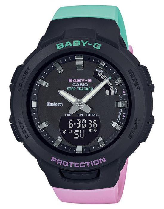 Часы Casio Baby-G BSA-B100MT-1AER